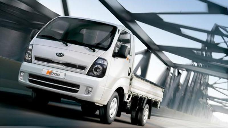KIA 2700 Frontier launches in Pakistan