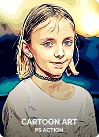 Charcoal Art - Realistic Dust Photoshop Action - 18