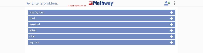 Mathway Premium Account [24-November] | FreePremium Community on