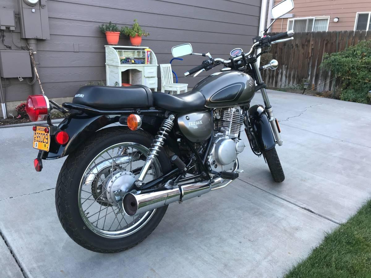 TU's For Sale on Craigslist - TU250 Riders