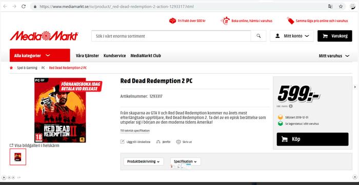 А может все-таки выйдет?! Red Dead Redemption 2 на PC (слухи)