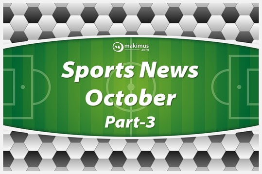Important Downloadable Free PDF of Sports Currents October Part-3 2017