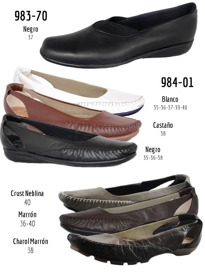 Oferta Zapatos Punta Cuadrada Slide 7