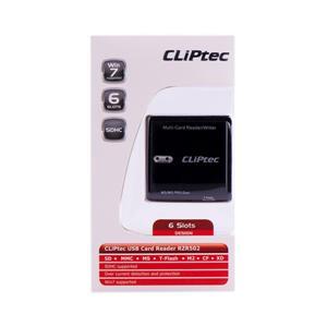 CARD READER CLIPTEC 502