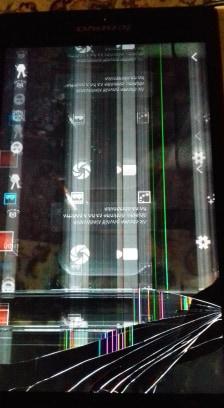 Výmena obrazovky tablet