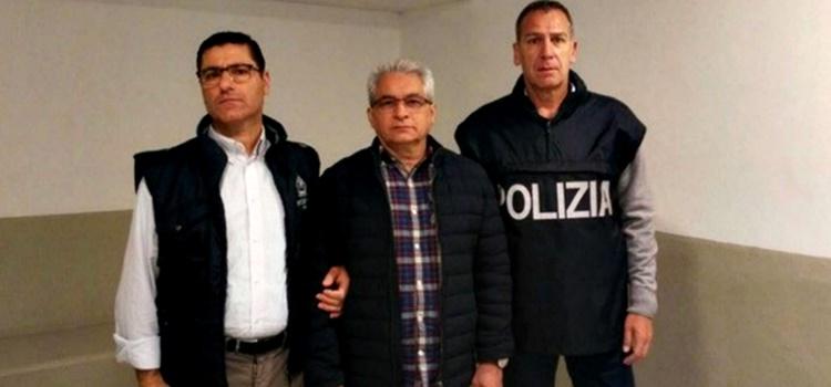 Tomás Yarrington ex Gobernador PRIista es extraditado a EU