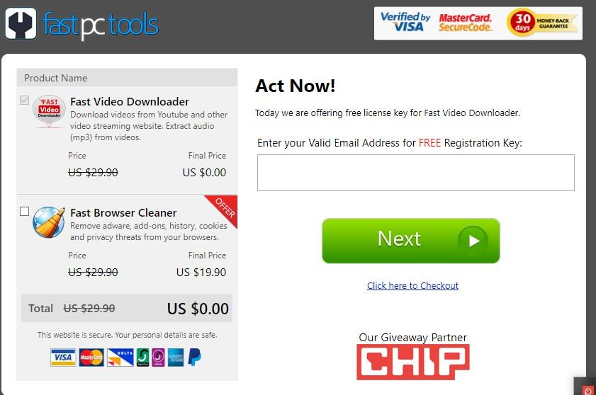 Fast Video Downloader Free