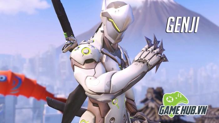 Game thủ dùng Fidget Spinner để điều khiển Genji trong Overwatch - ảnh 1