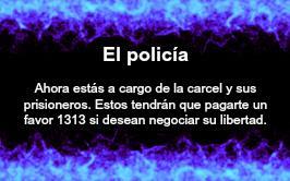 Ritual para los dados en el Sexcasino 1313 - Página 2 Policia