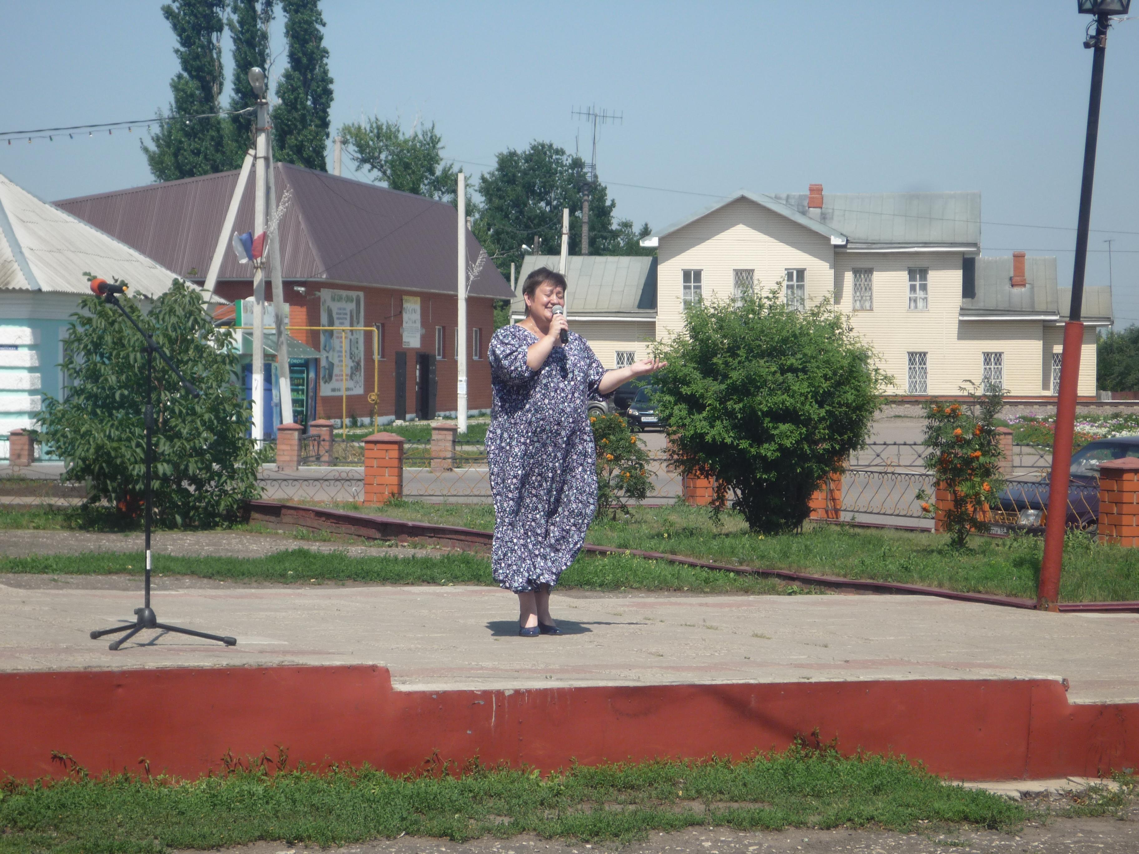 Изображение из альбома Играй гармонь Токаревская (часть 2)