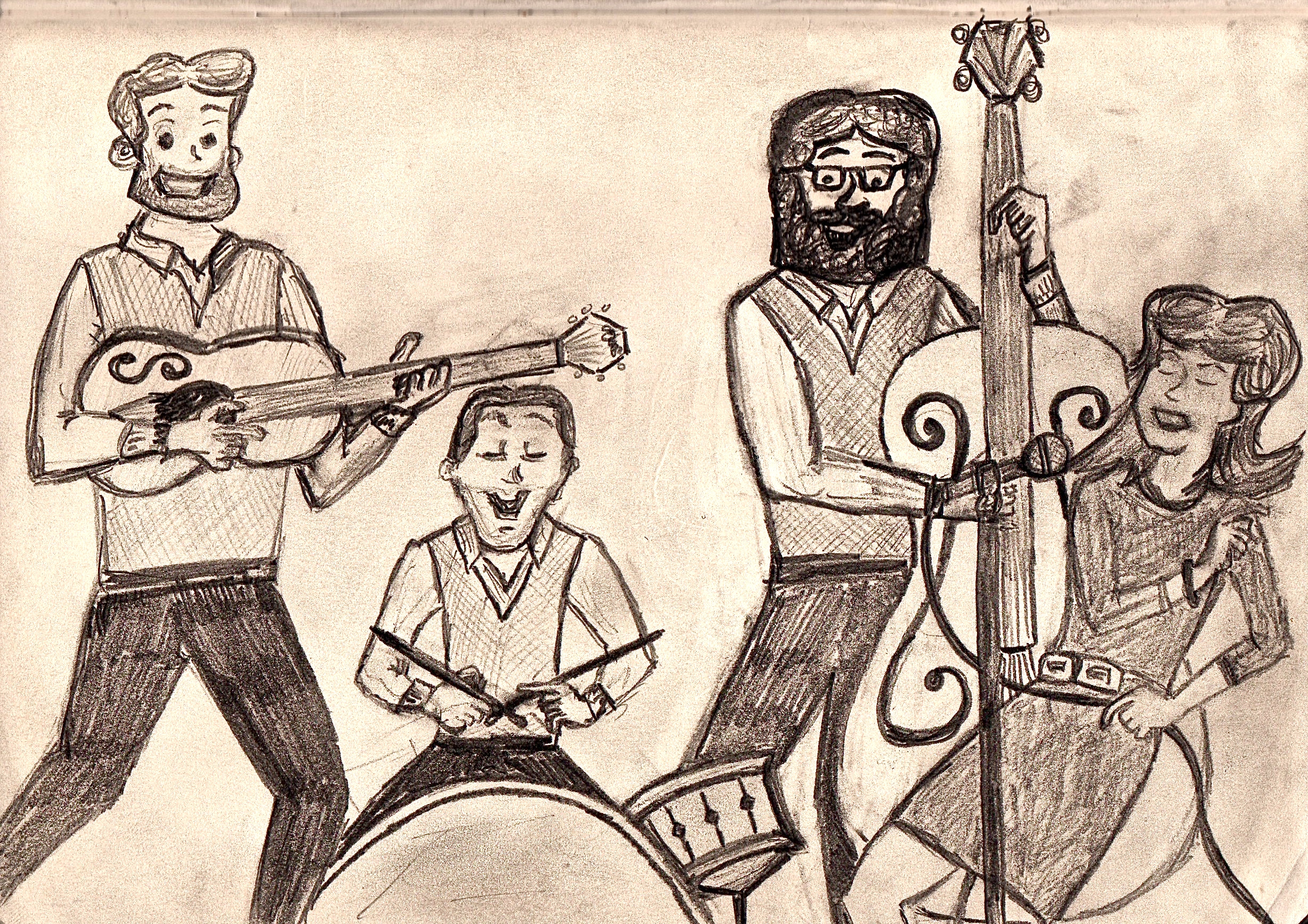 Band drawing Version 2